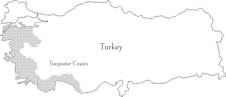 Turquoise Coasts
